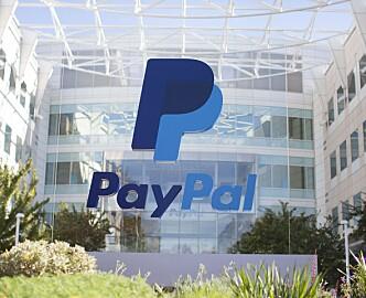 PayPal lanserer vennebetaling i Norge: Vipps bretter opp ermene