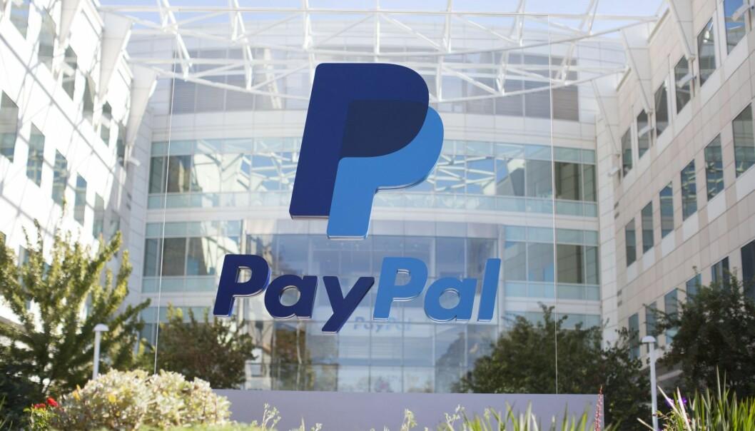 PayPal lanserer person-til-person betaling. Foto: Press