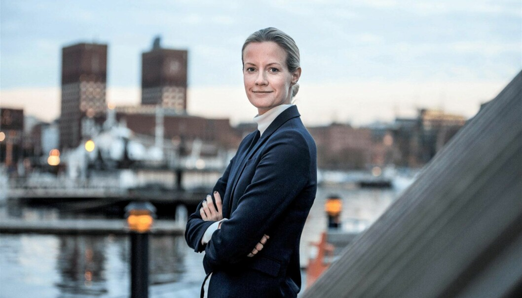 Victoria Terjesen er ny fintech-sjef i Accenture Norge.