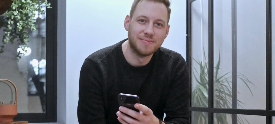 Thomas Notland blir Design Lead i ShiftX