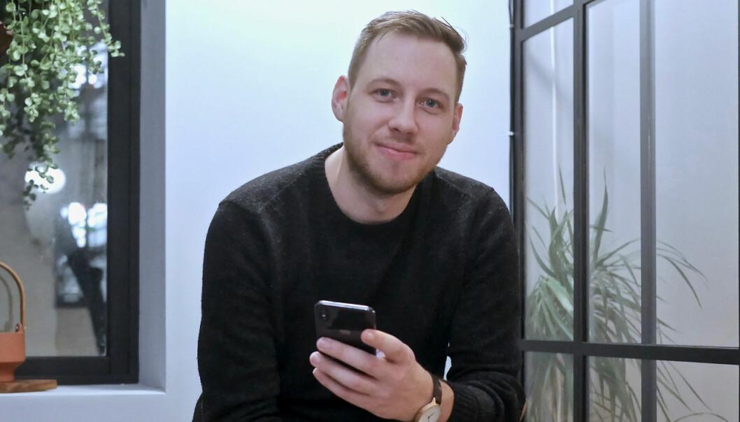 Thomas Notland blir Design Lead i ShiftX. Foto: ShiftX
