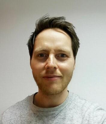 Ove Kvalsvik, daglig leder i 20-10. foto: Privat.