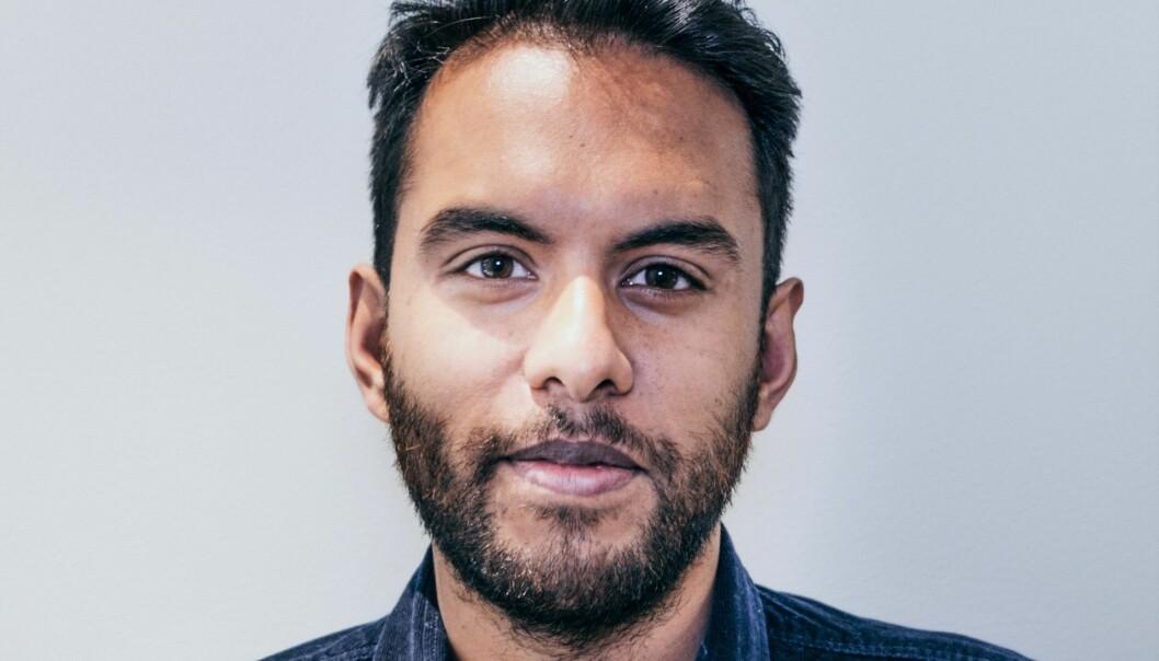 Rony Solaiman er ny COO i Bizbot. Foto: Privat