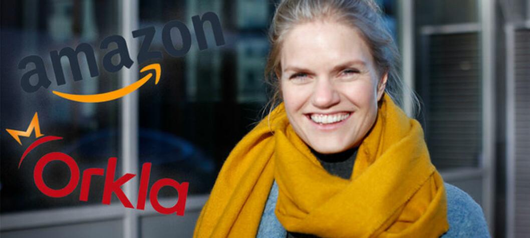 Orkla bygger en egen Amazon-enhet. -- Vi må eie