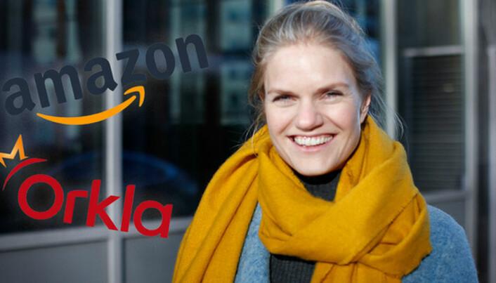Orkla bygger en egen Amazon-enhet. – Vi må eie «Buy-boksen»!