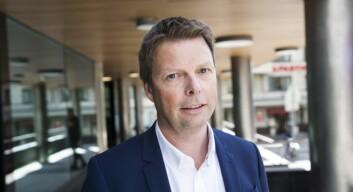 Øyvind Birkenes. Foto: Per-Ivar Nikolaisen