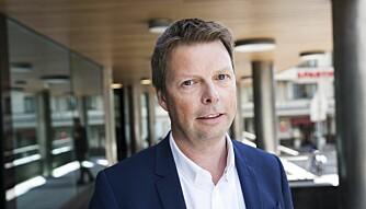 Øyvind Birkenes, CEO i Airthings.