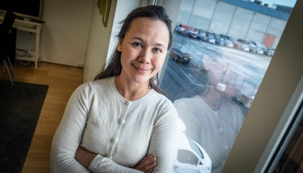 Mona Jostedt, daglig leder i Perx. Foto: Vilde Mebust Erichsen