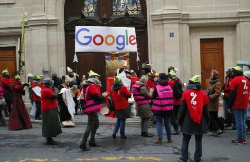 Nytt lovforslag krever skatt på nettkjempenes franske inntekter
