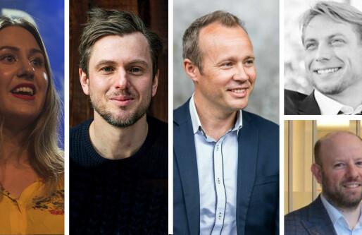 Disse fem er med i MasterCards startup-program: – En mulighet for å vise at vi hører hjemme i