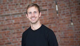 Anders Mjåset. Foto: Mads Oftedal Schwencke