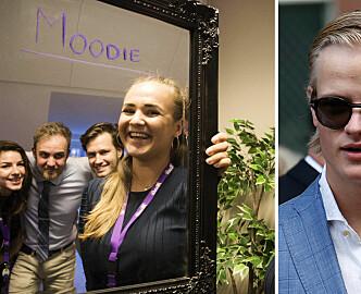 Moodie henter fem millioner kroner. Ansetter Marius Borg Høiby i salgsteamet.