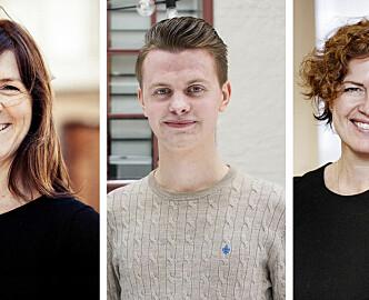 Simen Vatne med nye investorer: Anniken Fjelberg og Hanna Høiness går inn i KinderID