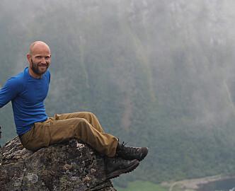 Gaute Hagerup blir ny OBR-sjef: Inviterer startup-Norge til å hoppe i havet -- for klimaet