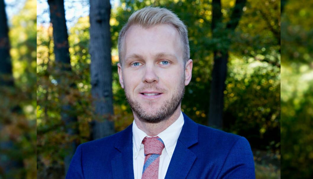 Per Kristian Bjørke blir ny CMO/COO hos Parampara.