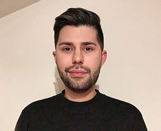 Omid Tabari blir ny Community Coordinator hos Dreams: