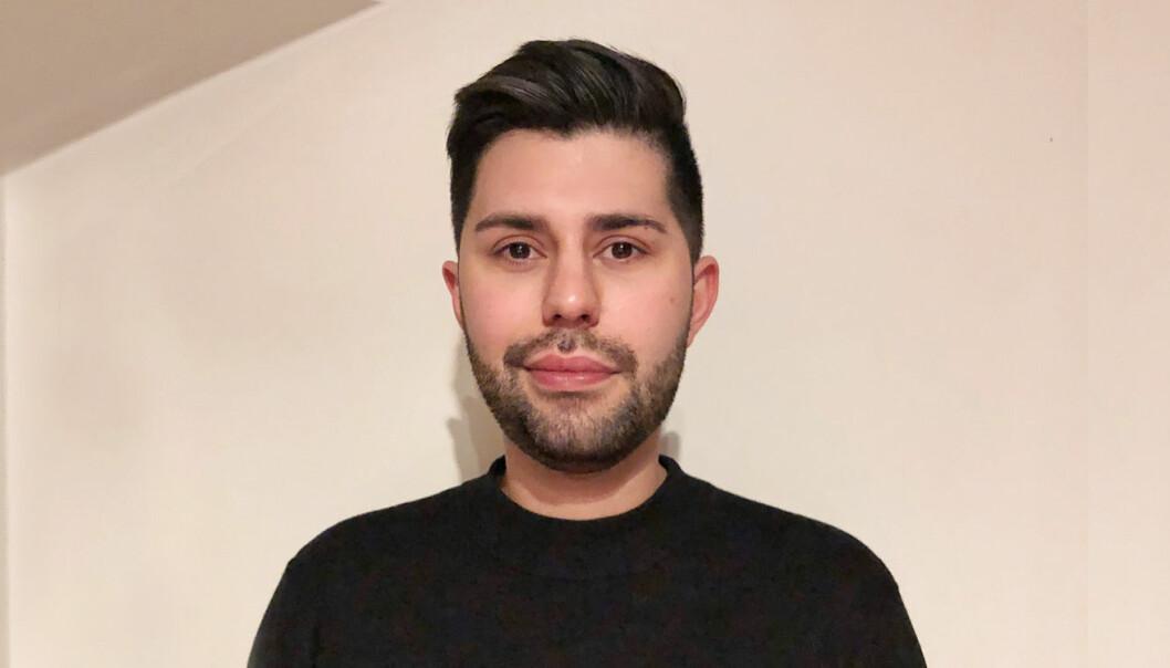 Omid Tabari blir ny community coordinator I Dreams Nordic.