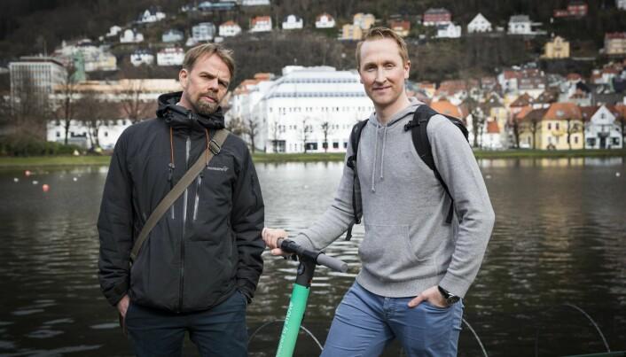 Bergens nye tech-fabrikk: Bygger startups i turbofart