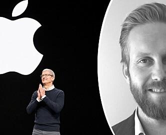 Apple faller lenger fra stammen: Kan bli et skoleeksempel på forflytning fra et produktfokus til å utvikle tjenester som folk betaler relativt godt for.