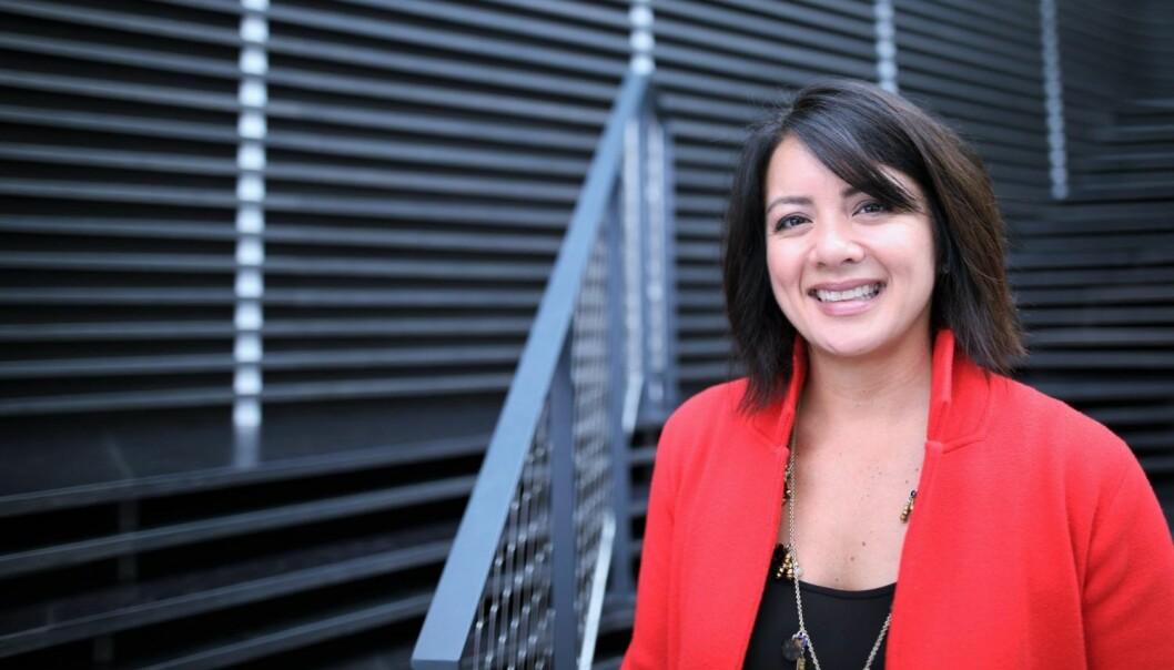 Lisa Nelson, managing director of M12, Microsoft's Corporate Venture-arm. Foto: Lucas Weldeghebriel