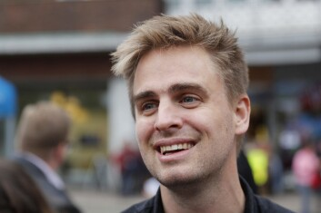 Eivind Trædal. Foto: Cornelius Poppe / NTB scanpix