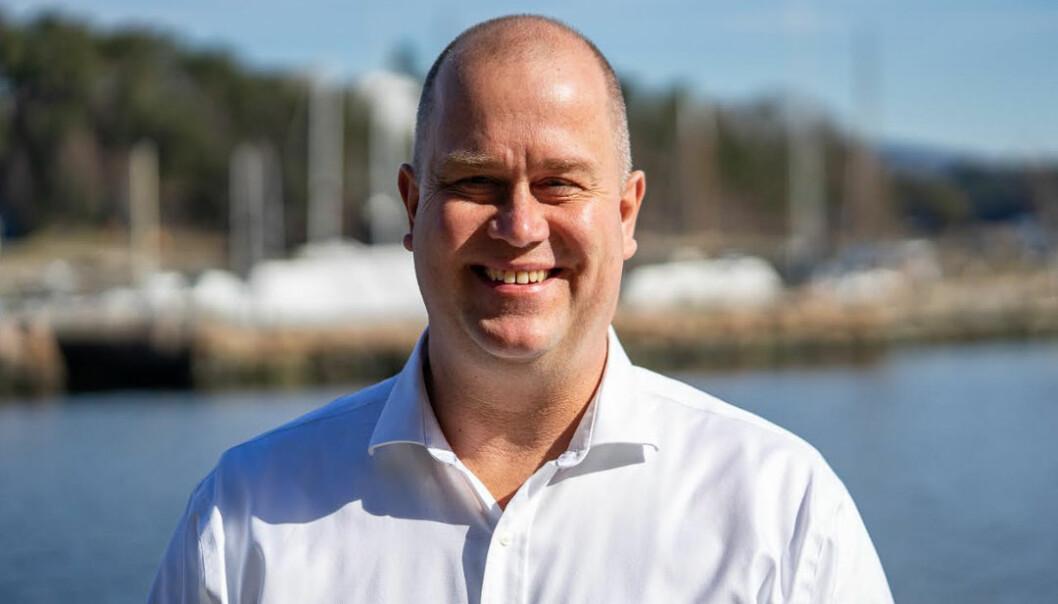 Disruptive Technologies hentet inn Raoul Wijgergangs som ny CEO i april 2019.