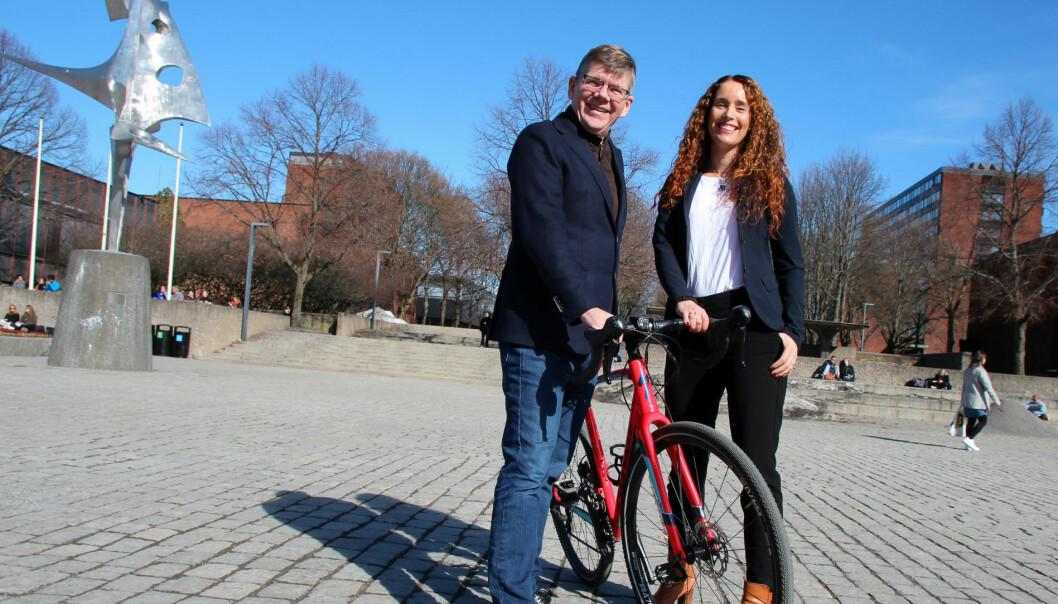 Styreleder i Oslo Science City og ny CEO Christine Wergeland Sørbye. Foto: Sigurd R. Klæva, Forskningsparken
