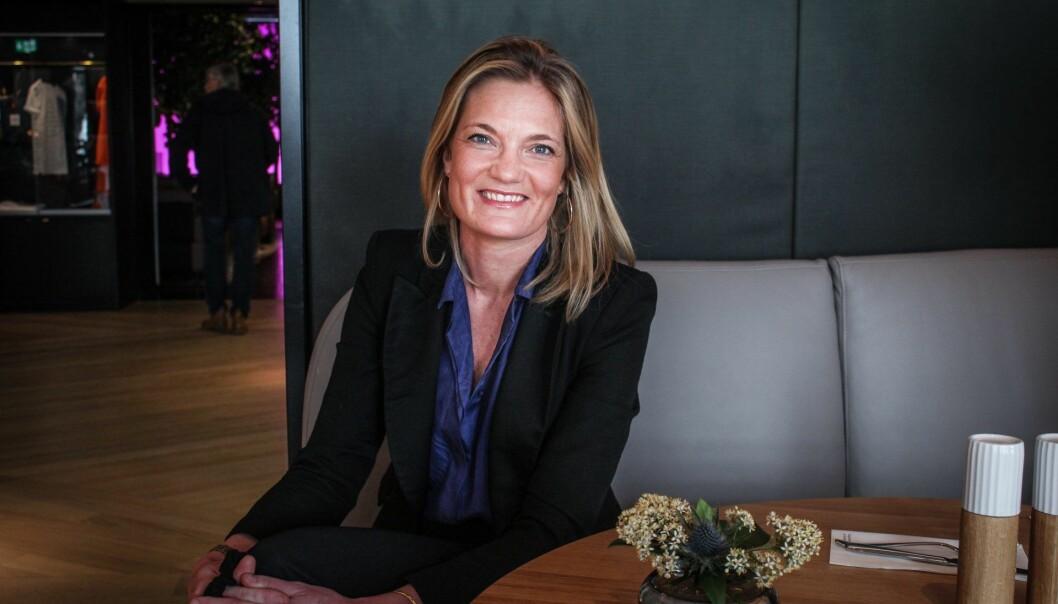 Anne Line Grepne er ny daglig leder i Stacc Flow.