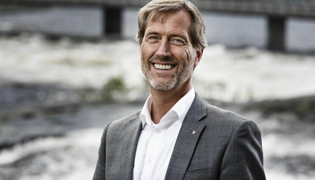 Tidligere konsernsjef i Kongsberg Gruppen, Walter Qvam, tar over som styreleder i wheel.me.