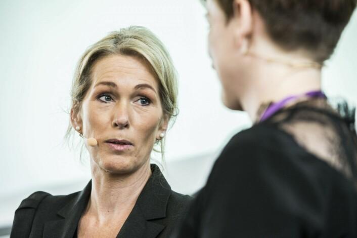 Direktør i Innovasjon Norge Anita Krohn Traaseth. Foto: Mariam Butt / NTB Scanpix