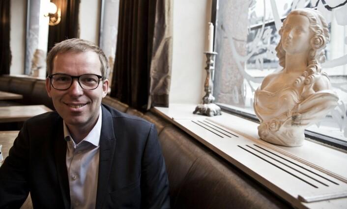 Abelia-direktør Håkon Haugli tar over som ny sjef i Innovasjon Norge 1. august i år.