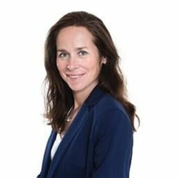 Spesialrådgiver på EU finansiering i Innovasjon Norge, Tone Varslot Stave.