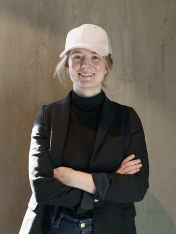 Marit Rødevand. Foto: Andreas Alexander Turau