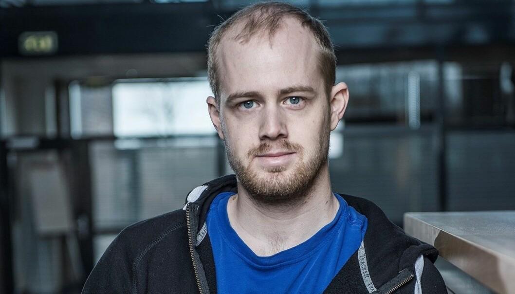 Boost.ai-gründer Lars Ropeid Selsås. Foto: Boost.ai