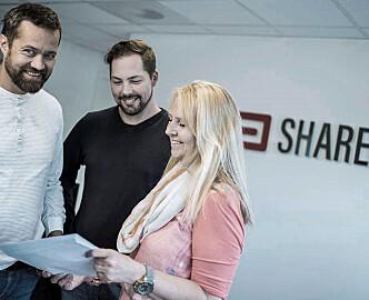 Sharebox lokket eksisterende investorer ned fra gjerdet: Hentet 8 millioner kroner i folkefinansiering