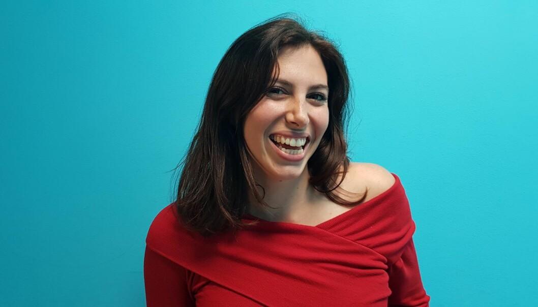Natalie Weil er ny Community Manager i Hold. Foto: Privat