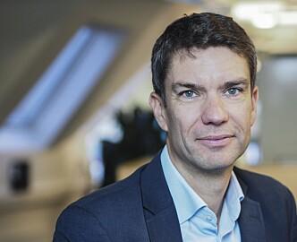 Finn-direktør Anders Skoe går av: Blir ny konsernsjef hos konkurrent