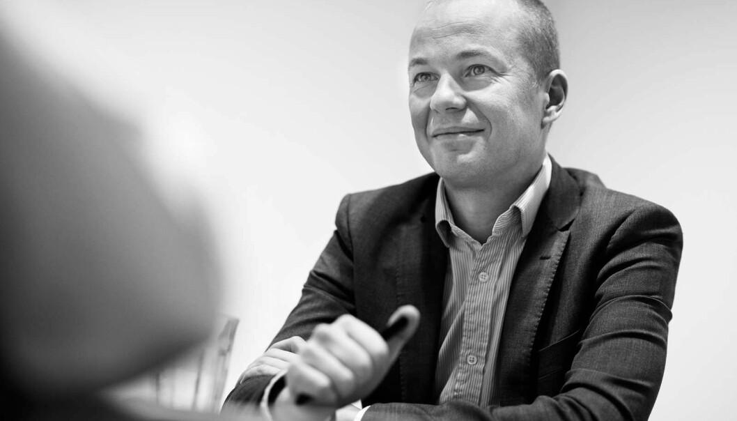 Mikkel Hesselgren, Fund of funds-direktør i danske Vækstfonden. Foto: VF