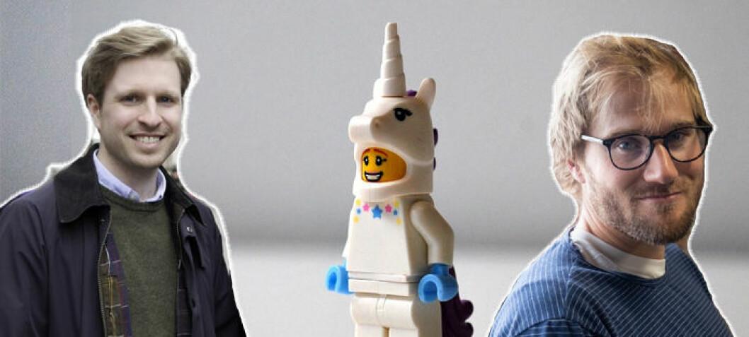 10 startups om suksess-begrepet: