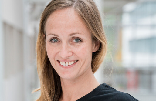 Attensi-sjef Anne Lise Waal: