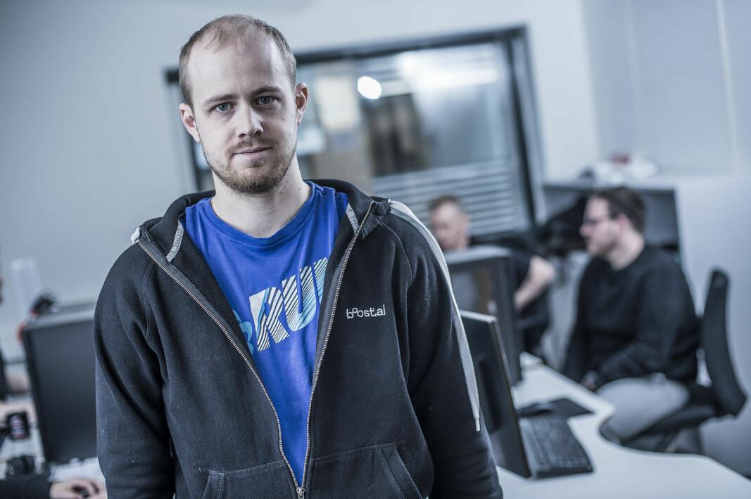 Boost AI-gründer Lars Ropeid Selsås.