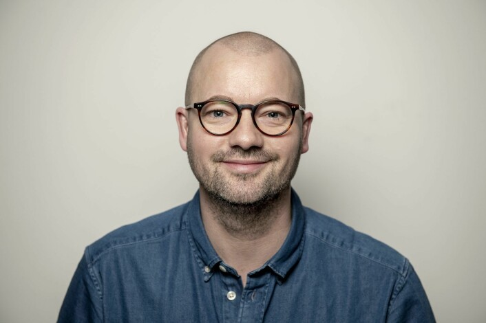 Roger Holthe Olsen. Foto: Helge Skodvin