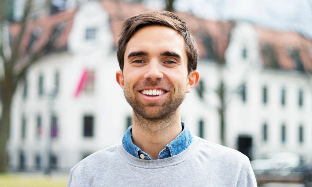 Sverige-satsingen setter fart for CEO Eirik Frøyland Rime og resten av Tise.