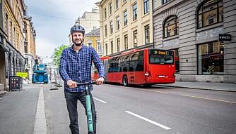 Ruter har bestemt seg: Vraker tre norske aktører, velger sparkesykler fra tyske Tier