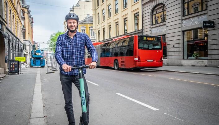 Tier-sjef på Oslo-besøk: – I Norge var det ingen hindringer. På godt og vondt.
