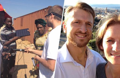 Fra toppjobb i Forskningsrådet til solcelle-startup i Afrika: