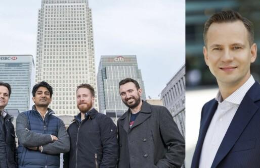 Huddlestock og Dovre vil bli ny fintech-kjempe: