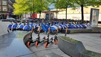 Derfor kom Flash-sparkesyklene til Norge i all hemmelighet: – Vi ønsker å være en