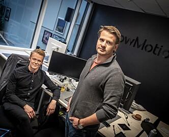 Full krise i Flowmotion: Solgte for millioner, så stoppet produksjonen