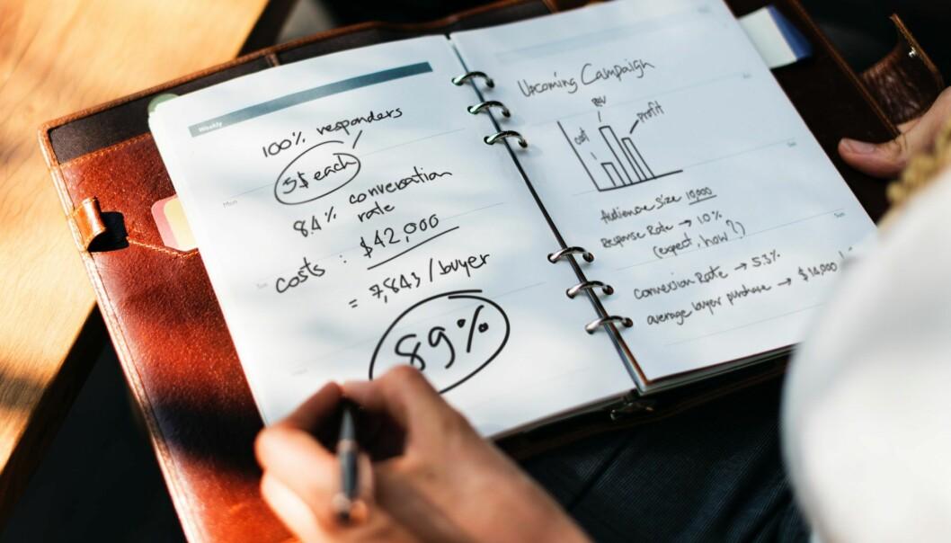 Hvordan jobbe smartere? Morten T. Hansen gir sine beste tips. Illustrasjonsfoto
